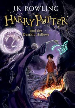 XXL obrazek Rowling, Joanne K: Harry Potter and the Deathly Hallows