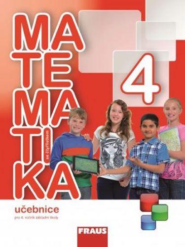 Matematika 4 - Učebnice cena od 103 Kč
