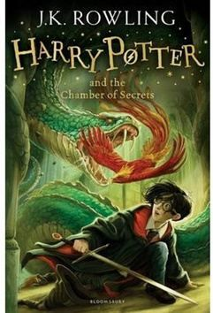 XXL obrazek Rowling, Joanne K: Harry Potter and the Chamber of Secrets
