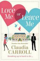 XXL obrazek Carroll Claudia: Love Me or Leave Me