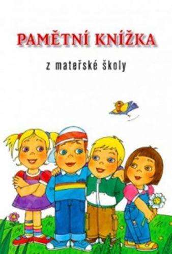 Pamětní knížka z mateřské školy cena od 89 Kč