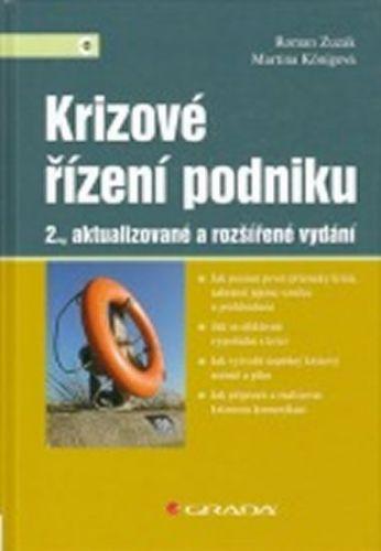 Zuzák Roman: Krizové řízení podniku cena od 236 Kč
