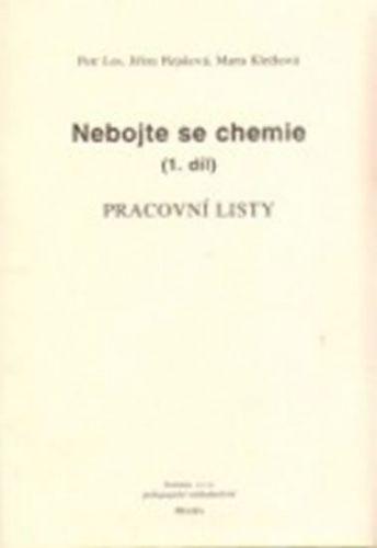 Los Petr a: Nebojte se chemie (1.díl) - Pracovní listy cena od 20 Kč