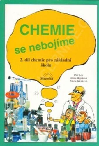 Los Petr a: Nebojte se chemie (2.díl) - Metodická příručka pro učitele cena od 14 Kč