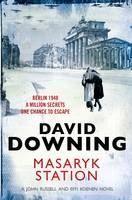 Downing David: Masaryk Station cena od 254 Kč