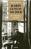 Zuzana Peterová: Rabín Gustav Sicher cena od 150 Kč
