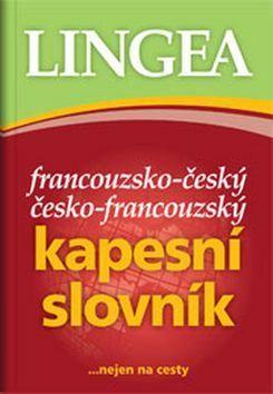 Francouzsko-český, česko-francouzský kapesní slovník cena od 122 Kč