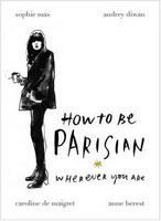 'Various': How To Be Parisian cena od 359 Kč