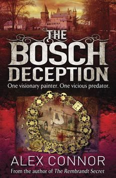 Connorová Alex: The Bosch Deception cena od 176 Kč