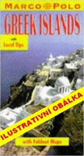 Řecké ostrovy v Egejském moři/cestovní průvodce s mapou MD cena od 110 Kč