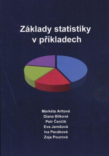 Čenčík Petr + kol.: Základy statistiky v příkladech cena od 206 Kč