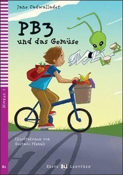 Jane Cadwallader: PB3 Und Das Gemüse cena od 116 Kč