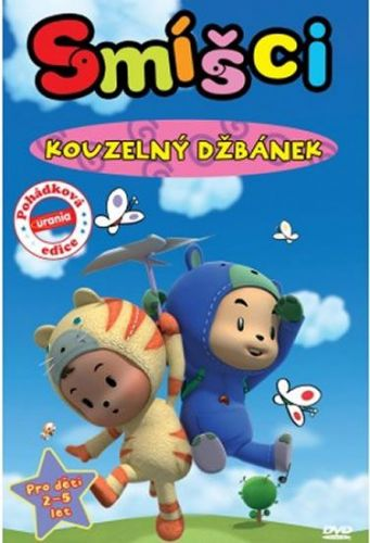Smíšci - Kouzelný džbánek - DVD cena od 48 Kč