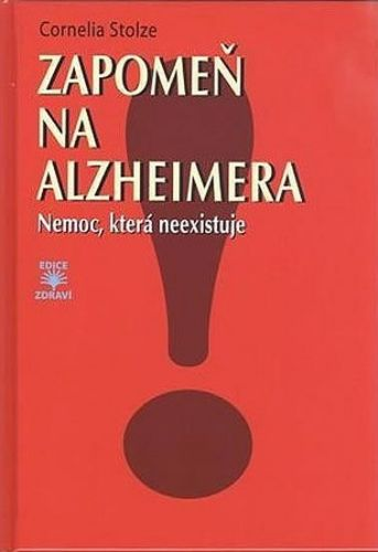 Stolze Cornelia: Zapomeň na Alzheimera cena od 155 Kč
