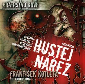 Kotleta František: CD Hustej nářez cena od 133 Kč
