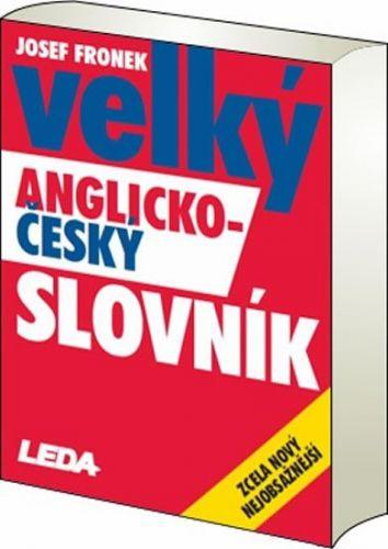 Fronek Josef: Velký AČ-ČA slovník - Fronek (2 knihy) cena od 1354 Kč