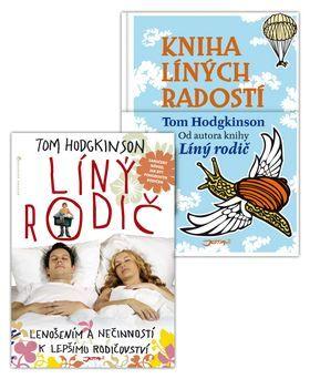 Tom Hodgkinson, Dan Kieran: Balíček 2 ks Líný rodič + Kniha líných radostí cena od 0 Kč
