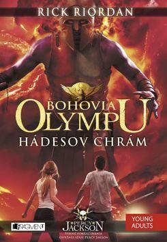 Rick Riordan: Bohovia Olympu Hádesov chrám cena od 270 Kč
