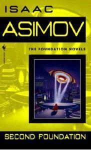 Asimov Isaac: Second Foundation #3 cena od 160 Kč