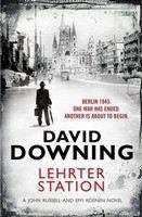 Downing David: Lehrter Station cena od 223 Kč