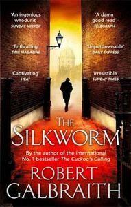 Galbraith Robert: Silkworm cena od 215 Kč