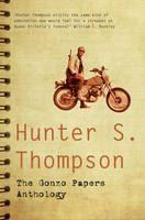 Thompson, Hunter S: Gonzo Papers Anthology cena od 0 Kč
