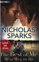 Sparks Nicholas: Best of Me - Mein Weg zu dir [The Best of Me] cena od 321 Kč