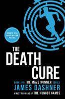 Dashner James: Death Cure (Maze Runner #3) cena od 252 Kč