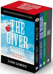 Lowry Lois: The Giver Boxed Set: The Giver, Gathering Blue, Messenger, Son cena od 809 Kč