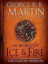 Martin, George R R: SIF#World Of Ice and Fire cena od 818 Kč