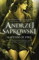 Sapkowski Andrzej: Baptism Of Fire cena od 179 Kč