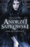 Sapkowski Andrzej: Time Of Contempt cena od 179 Kč