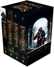 Tolkien, J R R: Hobbit / Lord of the Rings cena od 0 Kč