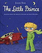 Saint-Exupery, A de: Little Prince [Le Petit Prince] (graphic novel) cena od 269 Kč