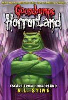 Stine, R L: Escape From Horrorland (Goosebumps: Horrorland) cena od 89 Kč