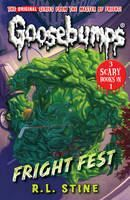 XXL obrazek Stine, R L: Fright Fest (Goosebumps): Night of the Living Dummy / Deep Trouble / Monster Blood