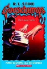 Stine, R L: Piano Lesson Can Be Murder (Goosebumps) cena od 79 Kč