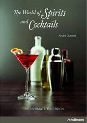 Dominé André: World of Spirits and Coctails (incl.ebook) cena od 723 Kč
