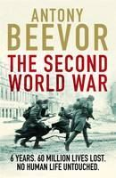 XXL obrazek Beevor Antony: Second World War