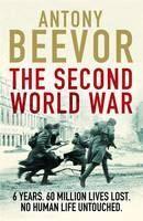 Beevor Antony: Second World War cena od 324 Kč