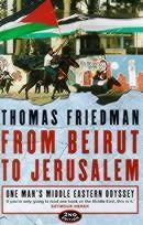 Friedman Thomas: From Beirut to Jerusalem: One Man's Middle Eastern Odyssey cena od 357 Kč