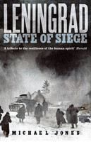 XXL obrazek Jones Michael: Leningrad: State of Siege