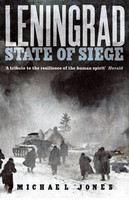 Jones Michael: Leningrad: State of Siege cena od 268 Kč