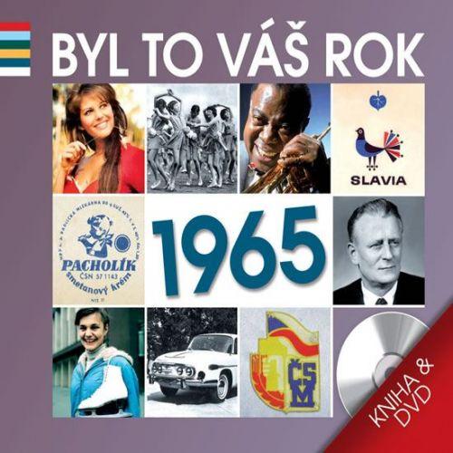 Jaroslav Major: Byl to Váš rok 1965 cena od 0 Kč