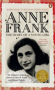 Franková Anne: The Diary of a Young Girl cena od 237 Kč