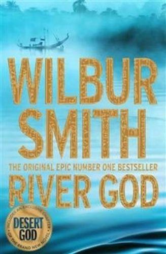 Wilbur Smith: River God cena od 148 Kč