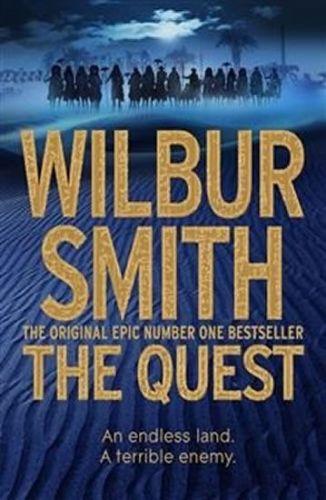 Wilbur Smith: The Quest cena od 225 Kč