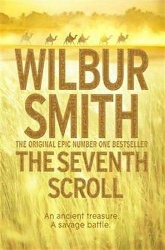 Wilbur Smith: The Seventh Scroll cena od 274 Kč