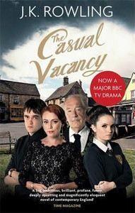 Rowling, Joanne K: Casual Vacancy (Film Tie In) cena od 321 Kč