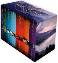 Rowling, Joanne K: Complete Harry Potter Collection cena od 1 360 Kč
